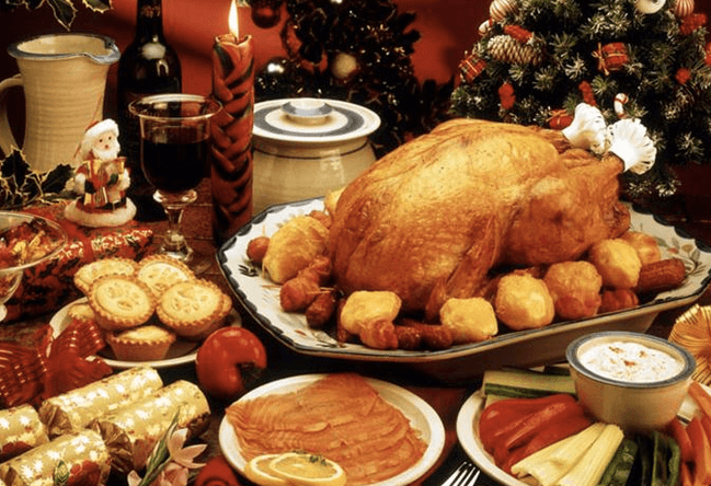 6 Holiday Tips for Healthy Eating!