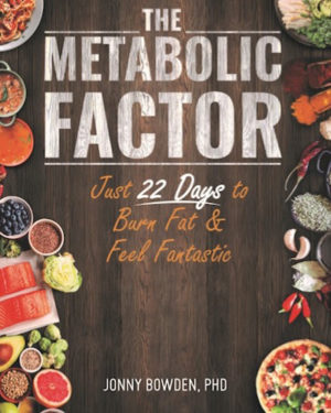 The Metabolic Factor - Book Cover
