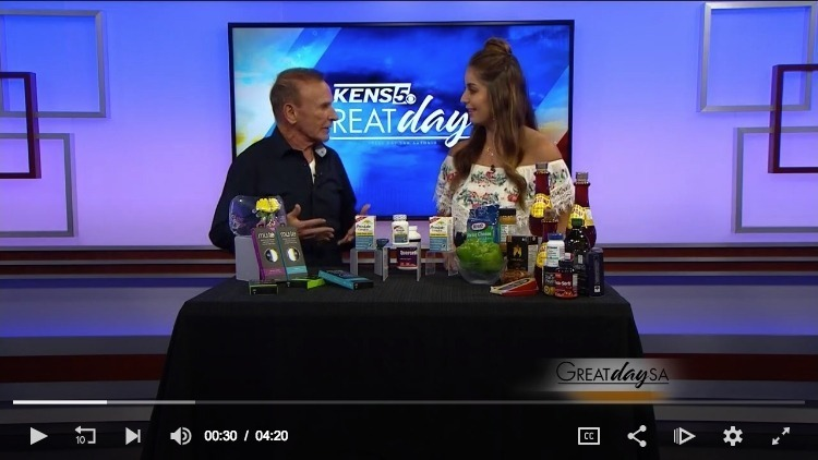 KENS 5 TV - San Antonio, TX - Revamp Your Man's Health!
